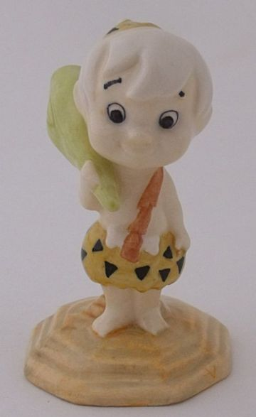 Beswick Royal Doulton Bamm-Bamm Rubble Figure Limited Edition The Flintstones